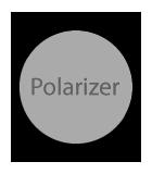 فیلترهای Polarizer
