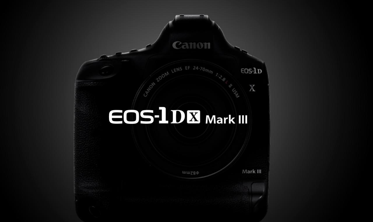 معرفی دوربین کانن 1d x Mark iii
