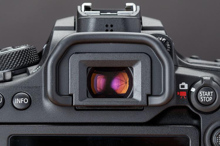 منظره یاب دوربین 90d